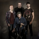 Promoshot 3 Miller Anderson Band by Hagar-Lotte Geyer