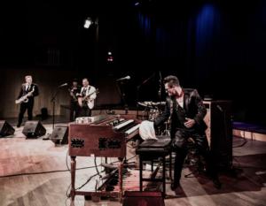 Raphael Wressnig & The Soul Gift Band